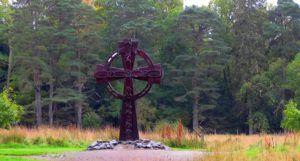 Cruz conmemorativa de St. Kessog