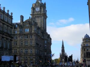Princess Street, Edimburgo