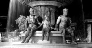 Olimpia, Alejandro y Filipo II