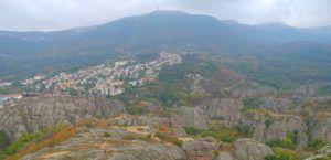 Vistas desde la Fortaleza de Belogradchik, Bulgaria