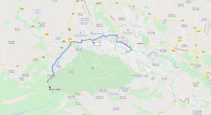 Cómo llegar al Cañon de Matka desde Skopie