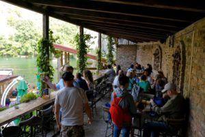 Bar restaurante Canyon Matka