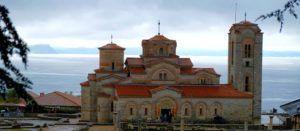 Iglesia de San Pantaleón, Ohrid