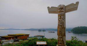 Mirador de Tofino, Isla de Vancouver, Canadá