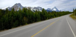 Icefields Parkway, Canadá