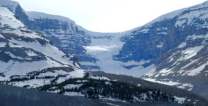 Athabasca Glacier,Icefields Parkway