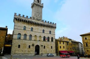 Palazzo Comunale, Montepulciano