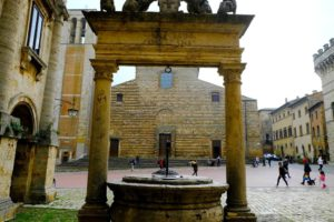Montepulciano, Toscana, Italia