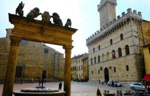 Piazza Grande de Montepulciano