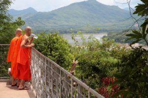 Ruta por el Sudeste Asiático, Luang Prabang, Laos