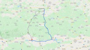 Tumba Tracia de Kazanlak, cómo llegar (Bulgaria)