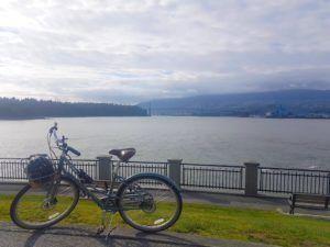 Vancouver y el fiordo Burrard Inlet