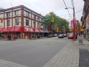 China Town, Vancouver