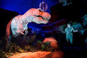 T- Rex Show
