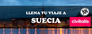 Viaja a Suecia con Airenomada y Civitatis