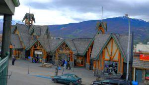 Pueblo de Jasper, Canadá