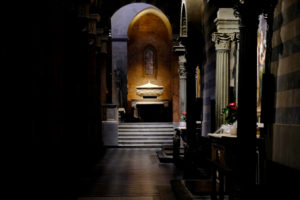 Interior de la Catedral de Santa Maria Assunta