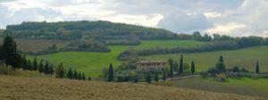 Val d´Orcia, Toscana