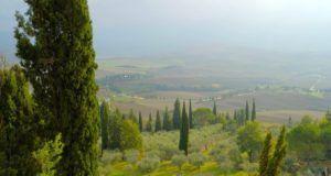 Vistas desde el Palazzo Piccolomini