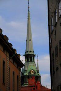 Plaza Stortorget, Estocolmo