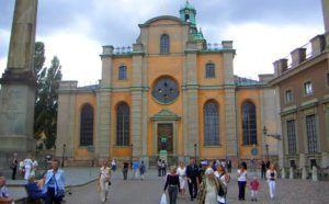 Catedral de San Nicolas, Estocolmo