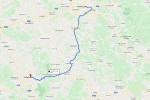 Cómo llegar a Volterra desde Florencia