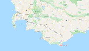 Cómo llegar al Cabo de las Agujas desde Ciudad del Cabo