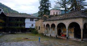 Monasterio de Troyan en Bulgaria