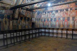 Iglesia de la Natividad en el Monasterio de Arbanasi