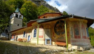 Monasterio de la Transfiguración, Bulgaria