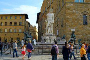 Qué ver en Florencia, Piazza della Signora
