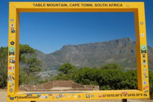 Table Mountain, Cape Town, Sudáfrica