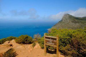 Parque Nacional del Cabo de Buena Esperanza, en ruta por la Península del Cabo