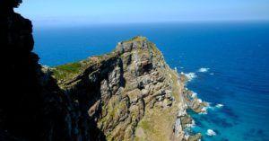 Vistas desde los miradores del Faro del Cabo de Buena Esperanza
