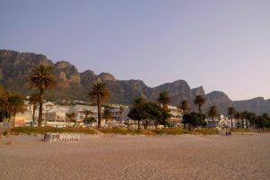 Camps Bay Beach, Sudáfrica