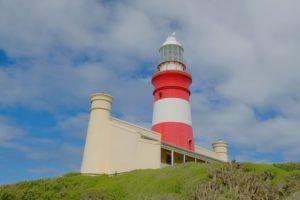 Faro del Cabo de las Agujas, monumento nacional