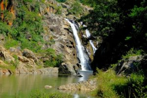 Mantenga Falls, Reserva Natural de Mantenga, Suazilandia