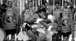 Danzas tradicional Suazi