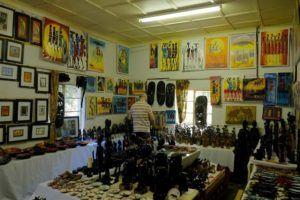 Mantenga Craf Centre, Suazilandia