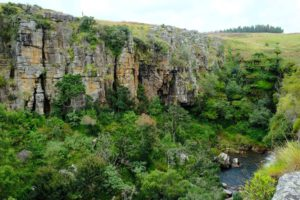 The Pinnacle Rock, Sudáfrica