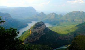 Three Rondavels, Sudáfrica