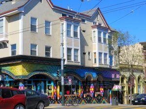 Haight Ashbury, el barrio Hippie de San Francisco