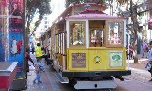 Cable car, todo un símbolo de San Francisco