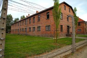 Barracones de Auschwitz, Polonia