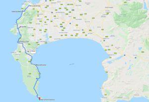 Ruta para recorrer la Península del Cabo, Sudáfrica