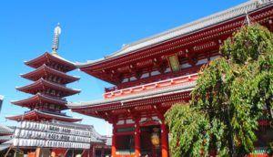 Templo Sensoji, Asakusa, Tokyo