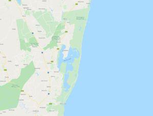Cómo llegar y sitacuión del Isimangaliso Wetland Park, Sudáfrica