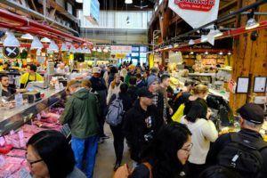 Mercado de Granville Island, Vancouver