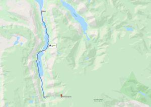 Cómo llegar al Glaciar Briksdal