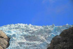 Glaciar Briksdal, Noruega